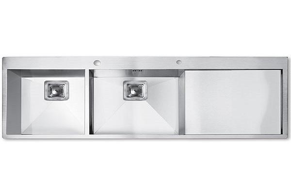 سینک ظرفشویی توکار اخوان مدل 346