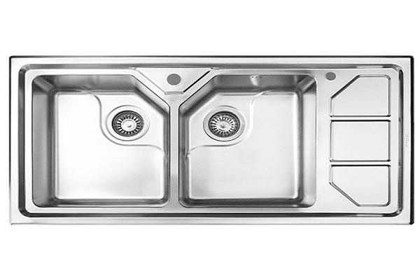 سینک ظرفشویی توکار اخوان مدل 326